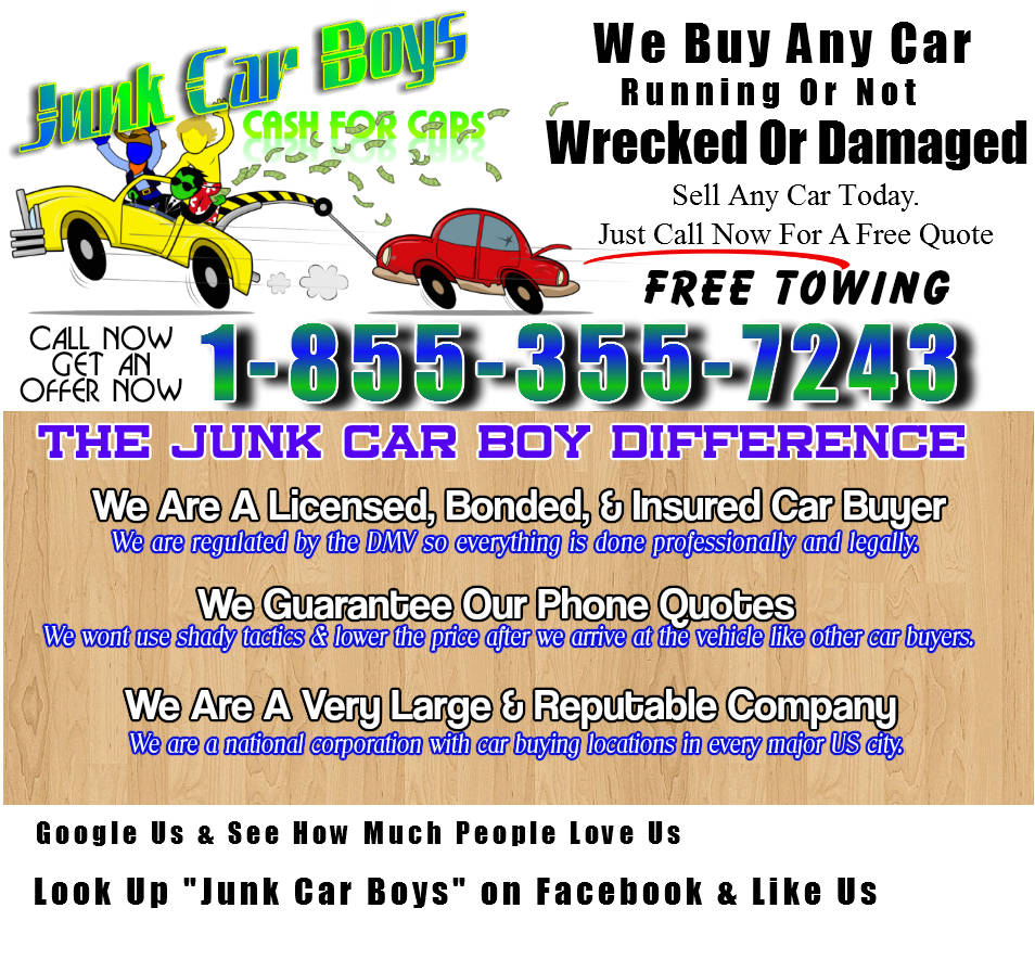 Cash For Junk Cars Corrales